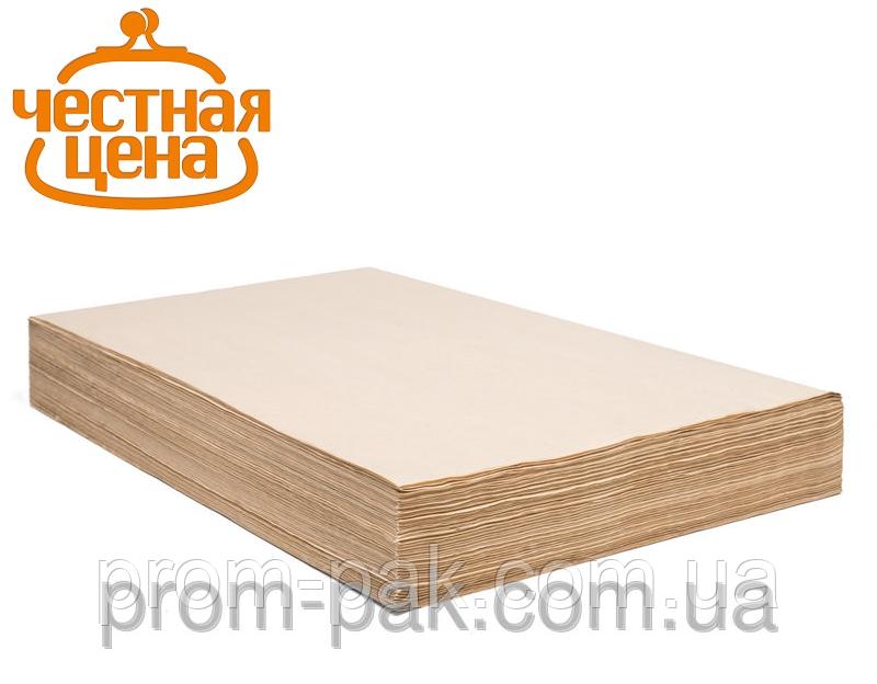 Подпергамент пищевой 420*600 764л 10 кг/ пачка