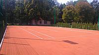 Реконструкция грунтовых теннисных кортов