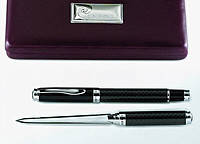 "Набор ""PIERRE CARDIN"" ручка roller+нож для бумаг PR2411"