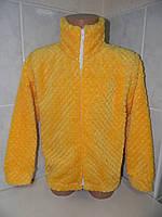 Куртка на молнии (ворот - стойка), вельсофт, р.26,28,30,32,34