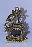 "Годинник ""Чапля"" з бронзи, фото 3"