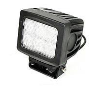 Прожектор-LED, 60Вт, 12V, 5000 Lm, корпус алюминий, свет рассеяный, фото 1
