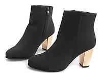 Полу сапоги, ботинки женские
