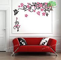 Декор на стену, объемные элементы декора