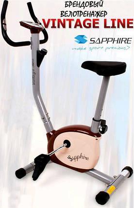 Велотренажер VINTAGE SAPPHIRE, фото 2