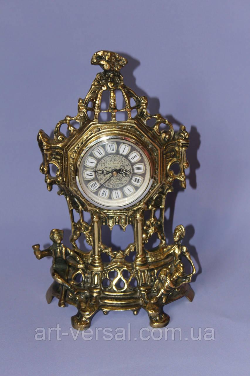 """""""Альтанка"""" бронзові годинники"""
