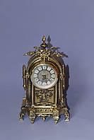 "Часы каминные ""Башня"" из бронзы"