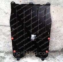 Захист двигуна Рено Лагуна 3 (сталева захист піддону картера Renault Laguna 3)