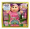 НОВИНКА 2016 год Интерактивный Пупсик, Cabbage Patch Kids Baby So Real Doll из США