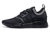 Кроссовки мужские Adidas Originals NMD Runner Primeknit черные