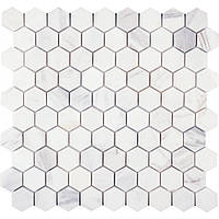 Мозаика мраморная Vivacer SB11
