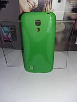 Чехол силиконовый для Samsung I9500/S4