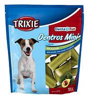 Trixie TX-31776 Denta Fun Dentros Mini жевательные палочки  (авакадо) 10шт/140гр