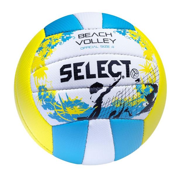 Мячи для пляжного волейбола разные