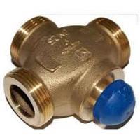 Клапан трехходовой термостатический DN20 Calis-TS-RD Herz