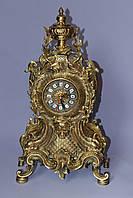 """Часы из бронзы """"Нептун"""""""