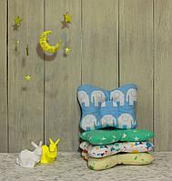 """Подушка для новорожденных """"Слоники"""""""