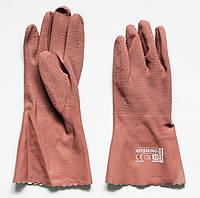 Перчатки рыбацкие латексные на х/б основе RFISHING (REIS, Польша), фото 1