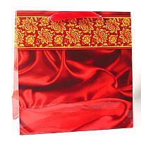 Подарочный пакет 3601 (16 х 16 х 7 см)