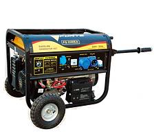 Бензиновый генератор Forte FG6500EA с блоком автоматики