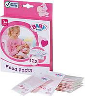 Каша для куклы Baby Born 12 пакетиков (779170)