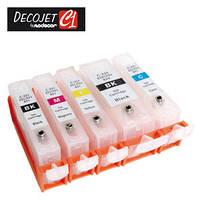 Комплект для чистки принтера Декоджет С1