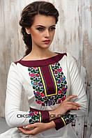 Блуза з борщівською вишивкою