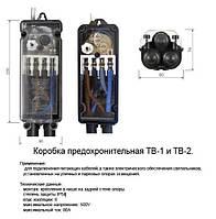 Вводный щиток TB-1, TB-2, NTB-1, NTB-2