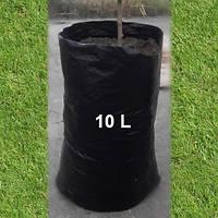 Пакет для саженцев 10 L (35х20 cm, 80 мкм.)