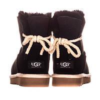 Женские UGG Shoelace VO-104