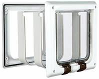 Дверца для кошки 14,7 х 15,8 см (3 цвета)