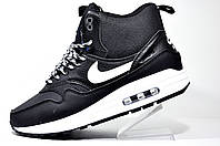 Зимние кроссовки Nike Air Max 87 на меху