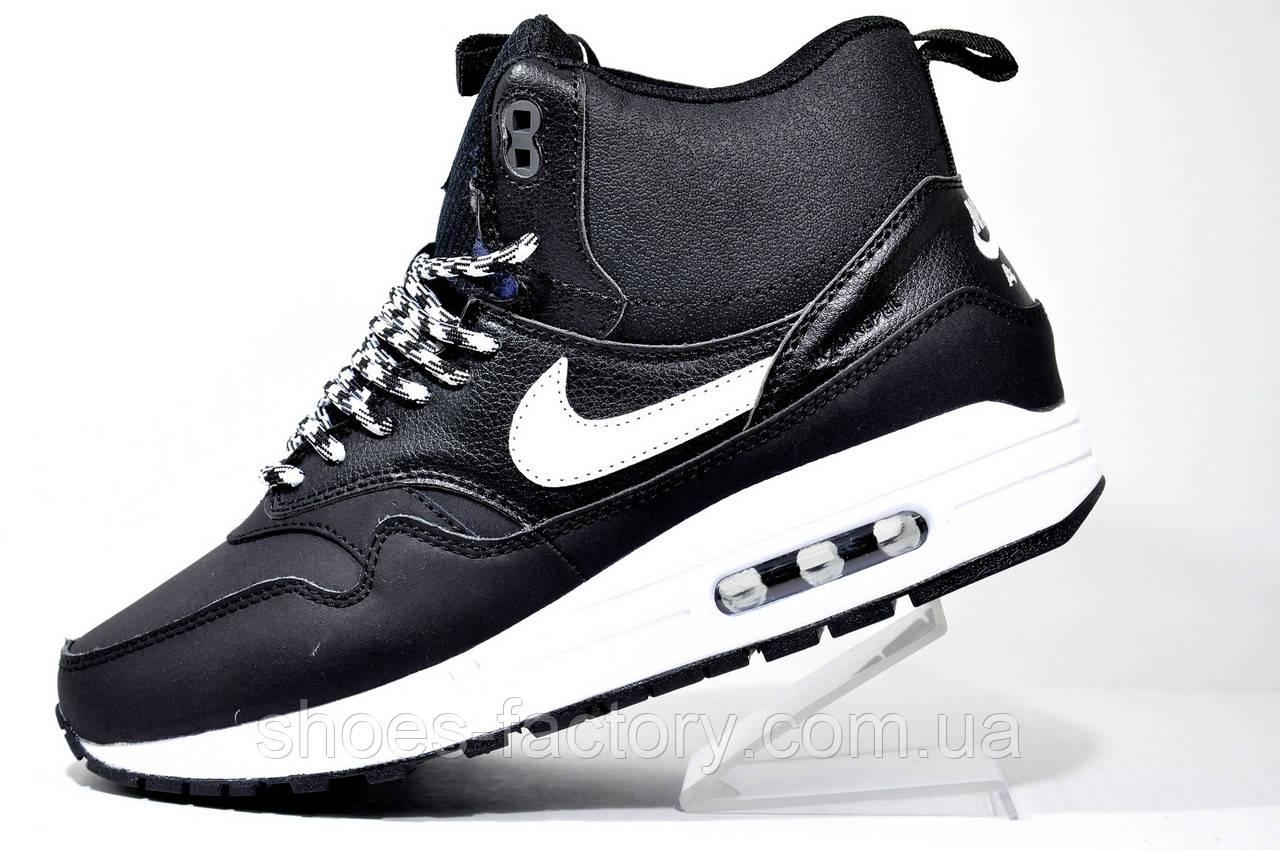 Зимние кроссовки в стиле Nike Air Max 87 на меху