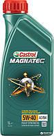 Масло моторное castrol magnatec 5w40 a3 b4 Великобритания N4-MAG54A3-12X1 ( 1Л )