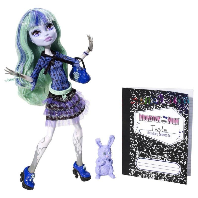 Лялька Monster High Твайла (Twyla), серія 13 Бажань