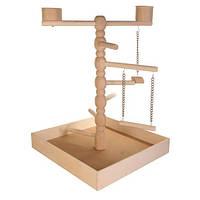 Игровая площадка для попугая  41 х 55 х 41 см