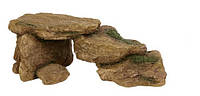 "Грот ""Камни"" 15,5 см, пластик"