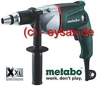 Шуруповерт Metabo SE 5060/2 R+L сетевой 600Вт + держатель шурупов SH-454