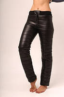 Спортивные теплые брюки, код 322П