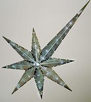 Звезда LED желтый односторонние
