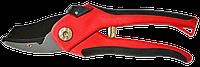 Секатор с наковальней 200мм, d среза 25мм прямой срез TECHNICS