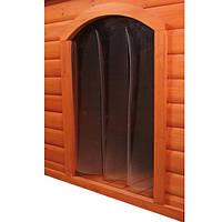 Дверь для будки арт.39552, 32х45 см, пластик