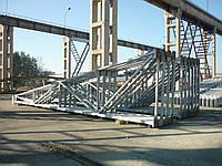 Строительные металлоконструкции: фермы, колонны, балки, связи, прогоны и т.д.