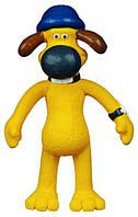 Игрушка для собак Shaun the Sheep, собака Bitzer, латекс, 18 см