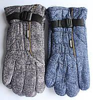Перчатки мужские (флисовая подкладка) норма 7-8