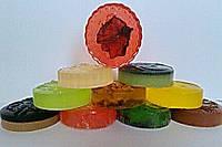 Натуральное мыло с растительным глицерином в ассортименте