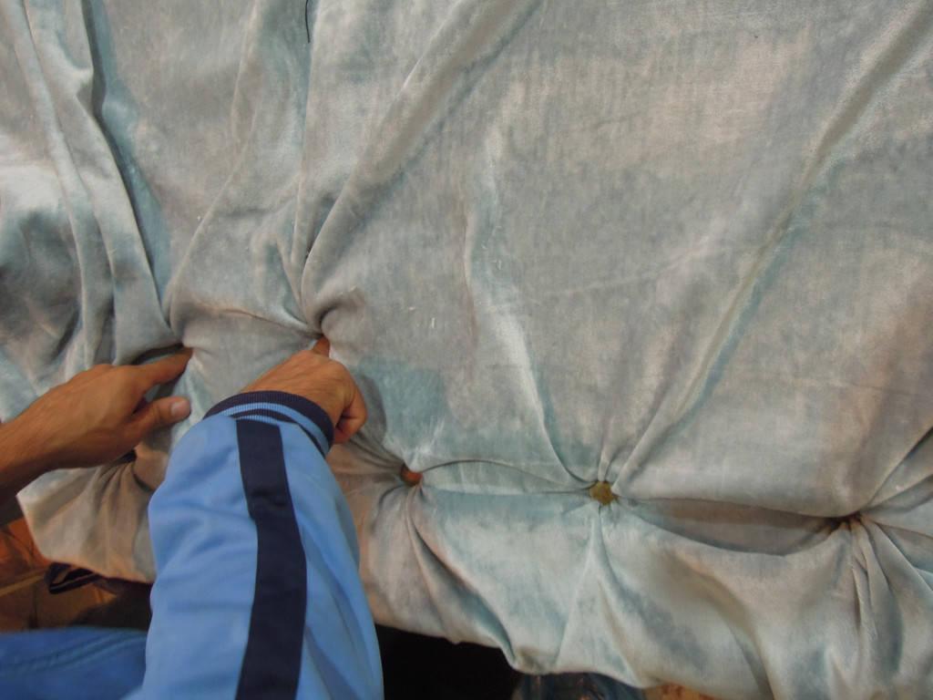 Создание стеновой панели Сhester вручную