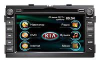 Штатная магнитола для Kia Sorento 2 2009 – 2012 Windows