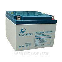 Гелевий акумулятор Luxeon LX 12-60G