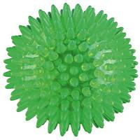 Игрушка для собаки  Мяч игольчатый , резина, 12 см, фото 1